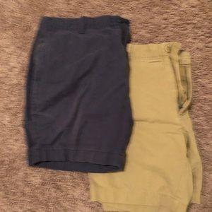 Other - Khaki short bundle (2)